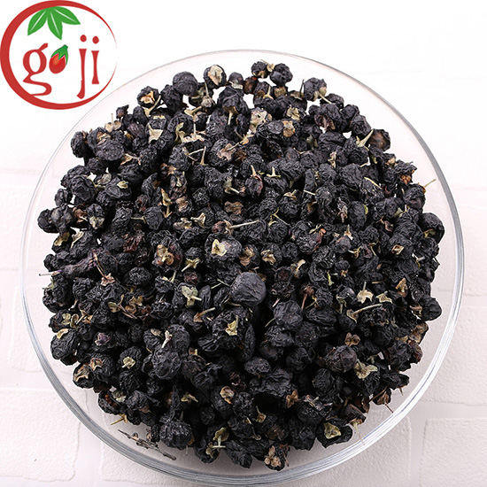 Organic Black Goji Berries